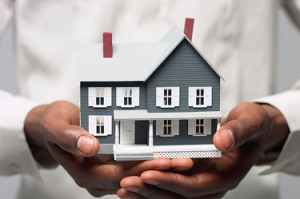 Buy property without money at hand
